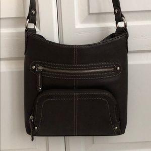 Like new!! Tignanello crossbody purse